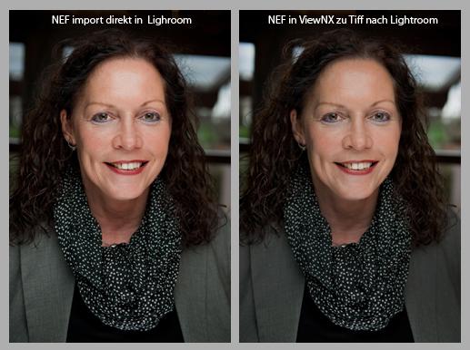 NEF oder TIFF - was ist besser
