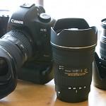 Test Tokina vs Canon