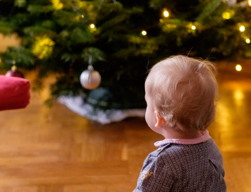 Schöne Weihnachtsfotos selbstgemacht.